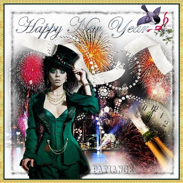 année nouvelle
