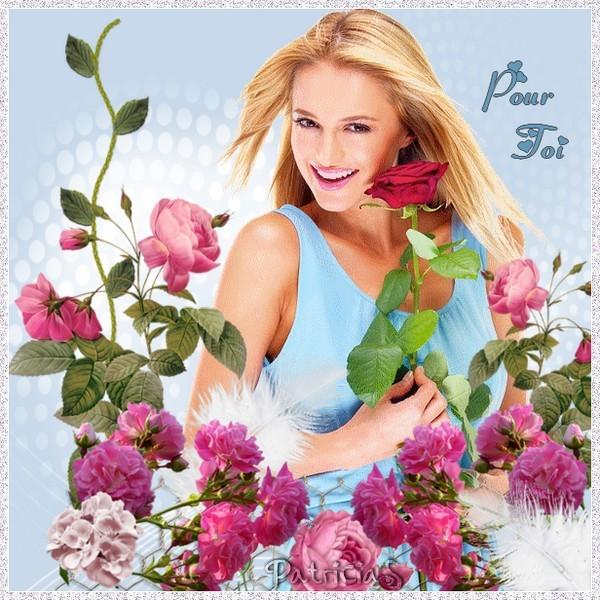 vos créations2 avec le cluster : jardin de roses